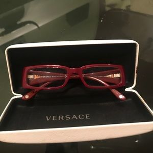 Versace Reading Frames