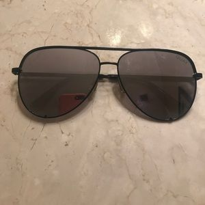 Quay High Key Desi collab aviators!