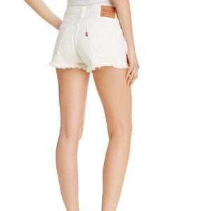 Levi's 501Cutoff Shorts