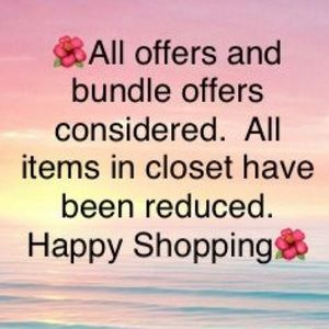 🌺 all offers and bundles considered. 🌸