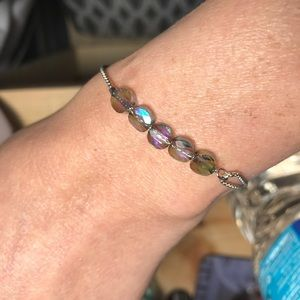 Alex & Ani Precious Pull Chain Bracelet