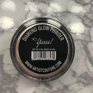 Diamond Glow Powder -Yasss! Shade