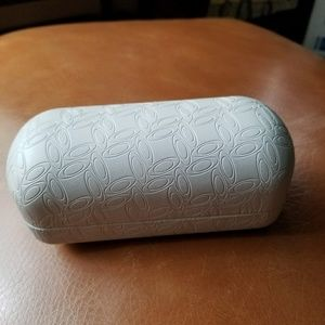 Oakley Sunglass Case White Like New