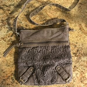 Maurices cross body bag