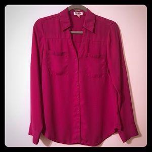 Express Portofino collared shirt