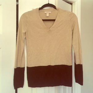 Banana Republic Sweater vneck
