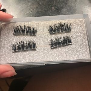 Brand new magnetic eyelashes