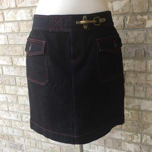 Ralph Lauren denim skirt. Size 2🌸🌸🌸