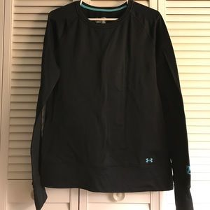 Under Armour Coldgear. Fitted. Size XL. Black