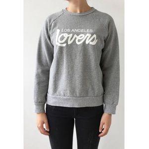 Lovers + Friends Sweatshirt.