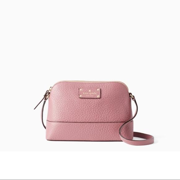 66387c61eaaf Kate Spade Bay Street Hanna Crossbody Bag Purse