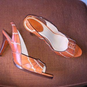 Brand new Cole Haan heels. Gorgeous!