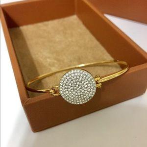 Michael Kors bracelet in gold