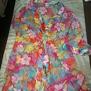 Sophia by delicates 2 peice pajamas.