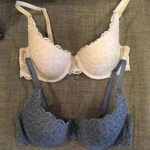Set of two aerie bras 32 C