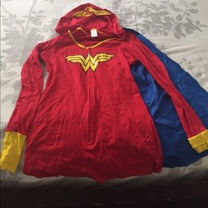 Other - Wonder Woman Short Jumper Custome