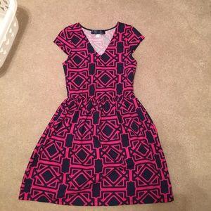 Dresses & Skirts - A-line full skirt dress