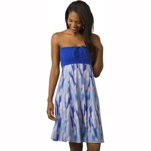 Blue Solana Dress by Prana