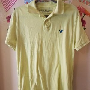 American Eagle Outfitters Polo Shirt M GUC