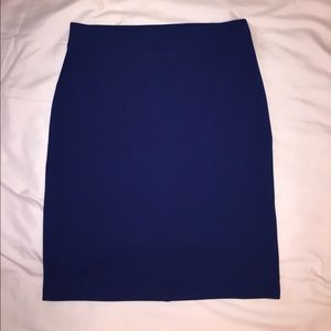 Forever 21 Contemporary Pencil Skirt
