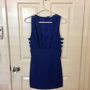 Bodycon Cutout Dress