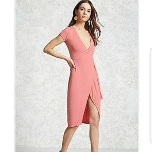 Crossover dress(never worn)