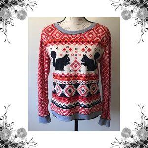 {Kensie} NWOT Fleece Pullover Sleep Shirt