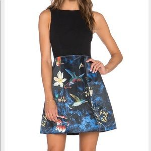 Alice & Olivia Alejandra Dress