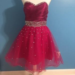 Size 4 homecoming/ring dance dress
