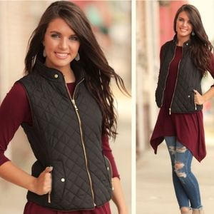 🆕Fall Quilted Vest
