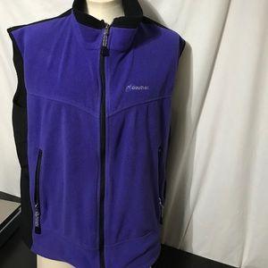 Men Cloudveil Fleece Men's Vests  jacket size XL