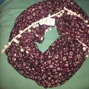 NWT Loft infinity scarf