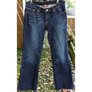 Lucky Brand Midrise Flare Jeans 12/31