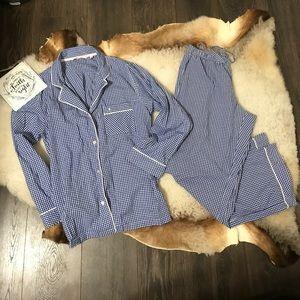 Victoria's Secret Pijama Set Sz M