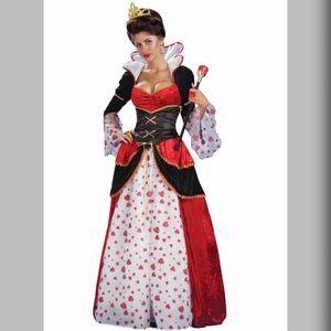 Queen of Hearts Adult XL Costume