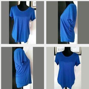 A.N.A Short Sleeve Crew Neck Shirt NWT Sz Medium