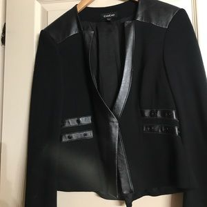 Blazer jacket.
