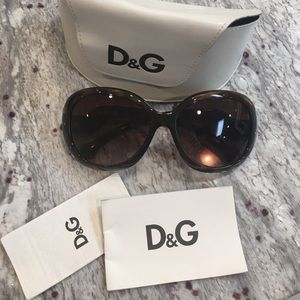 D&G 8063 sun glasses