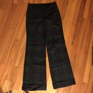 J.Crew City Fit Wool Pants