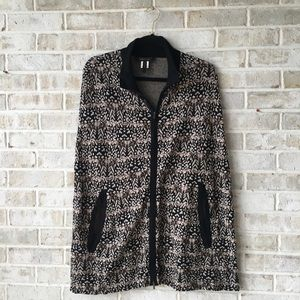 Bcbg Poncho Jacket Sweater Size S Small