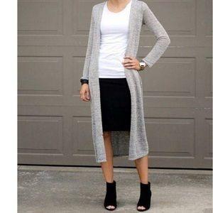 Lularoe textured black pencil skirt
