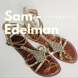 Sam Edelman Gladiator shoes