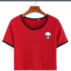 Tops - Alien TShirt