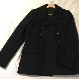 Theory Pea Coat in S