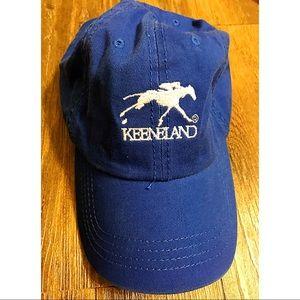 Keeneland Blue Hat