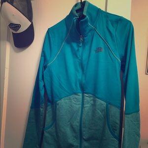 Athletic Northface Jacket
