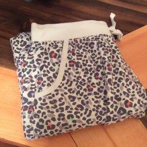 Victoria's Secret Cheetah Print PJ pants