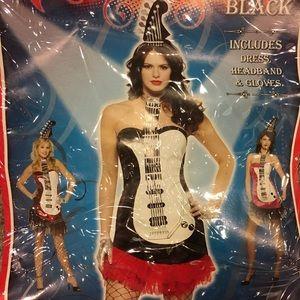 Guitar costume