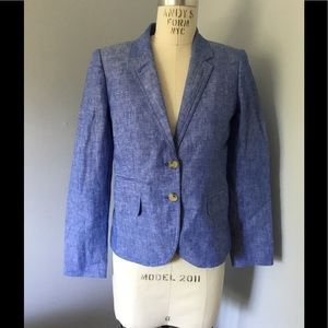 "J. crew blazer ""school boy"""