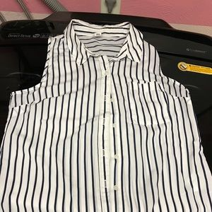 Old Navy Button-Up Blouse